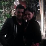 Серхио Мартинез и Анна Драгост