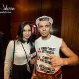Anna Dragost and Ivan Redkach