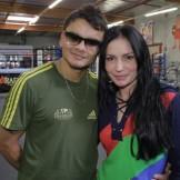 Маркос Майдана и Анна Драгост
