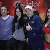 Руслан Проводников и Анна Драгост. Беверли Хиллс. Февраль 2013.