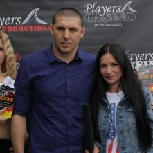 Магомед Абдусаламов и Анна Драгост